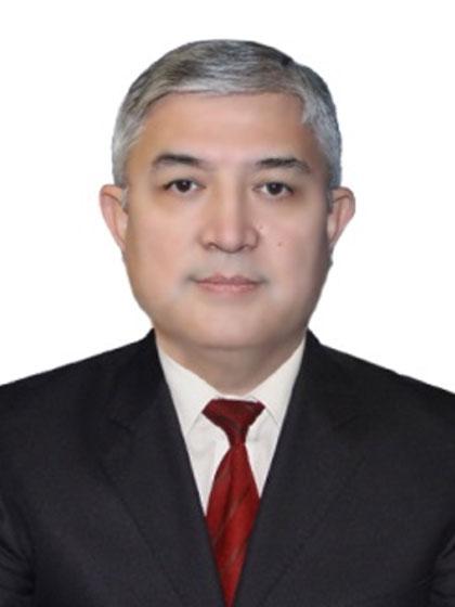 Usmanov Makhmudjon Mansurovich